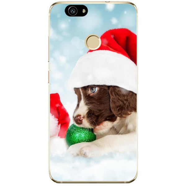 Husa Santa puppy Huawei Nova Guardo.shop