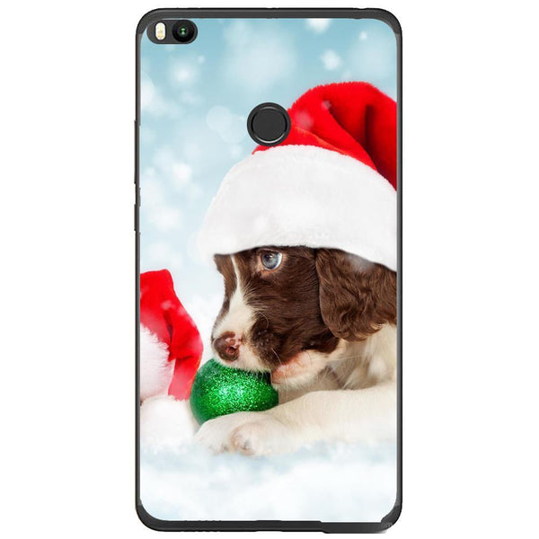 Husa Santa puppy Xiaomi Mi Max 2 Guardo.shop