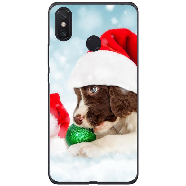 Husa Santa puppy Xiaomi Mi Max 3 Guardo.shop