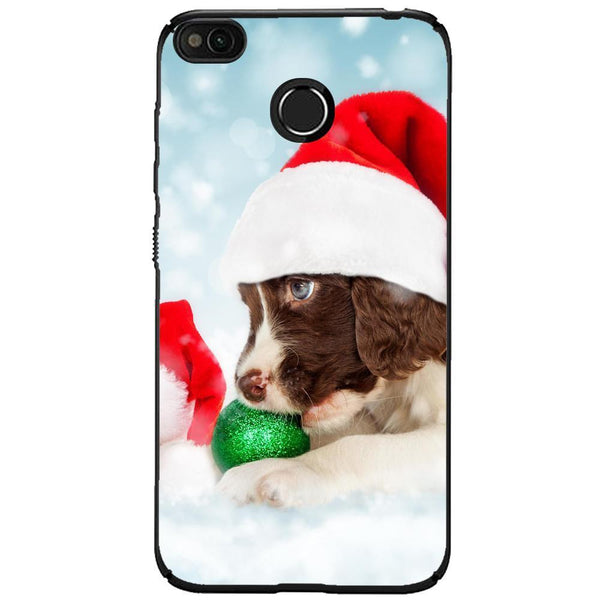 Husa Santa puppy Xiaomi Redmi 4x Guardo.shop