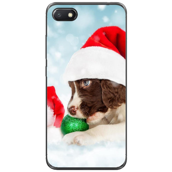 Husa Santa puppy Xiaomi Redmi 6a Guardo.shop