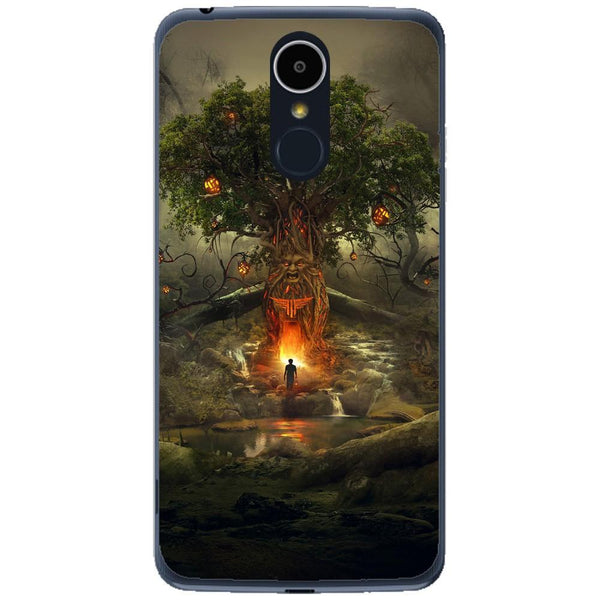 Husa Scary Tree LG K8 2017 Guardo.shop