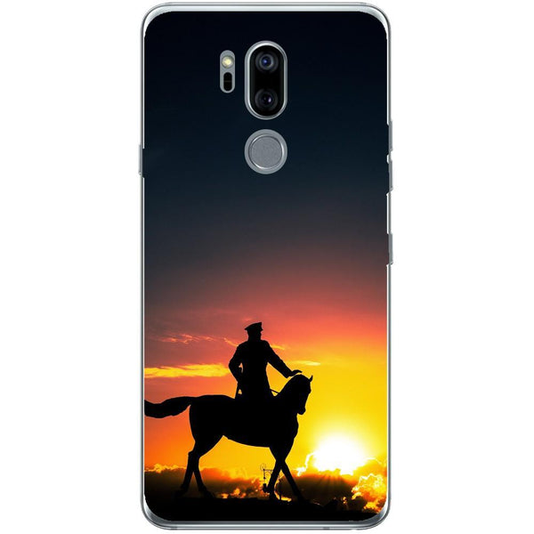 Husa Sculpture sunset LG G7 Guardo.shop
