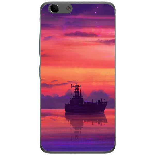 Husa Ship art sea Lenovo Vibe K5 Guardo.shop