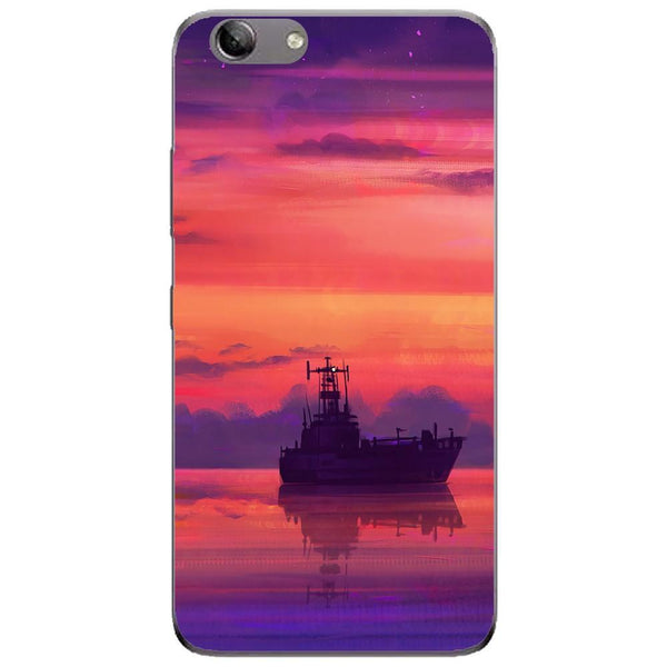 Husa Ship art sea Lenovo Vibe K5 Plus Guardo.shop