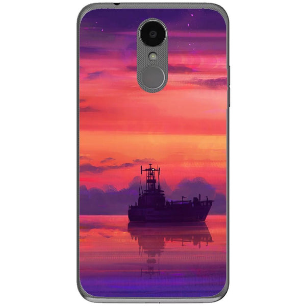 Husa Ship art sea LG K4 2017 Guardo.shop