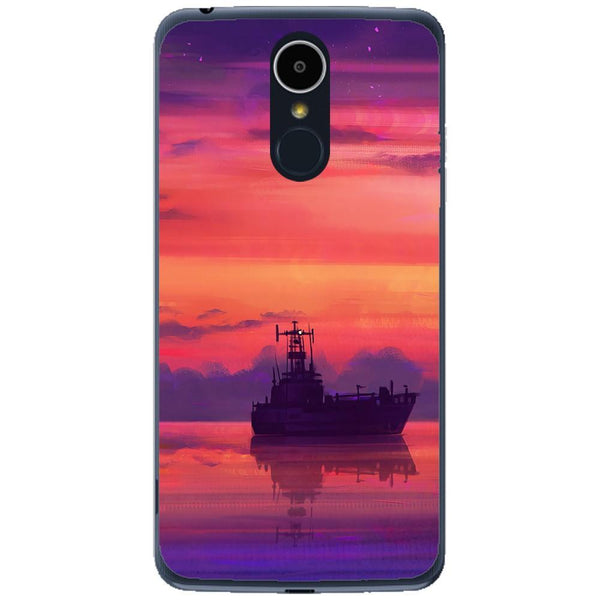 Husa Ship art sea LG K8 2017 Guardo.shop