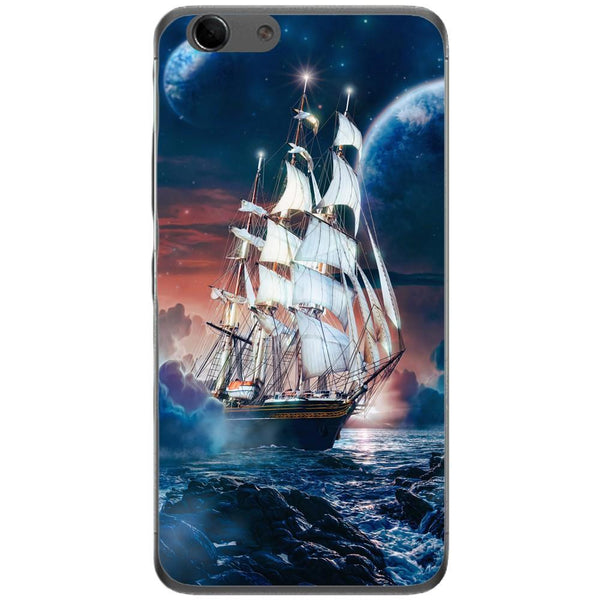 Husa Ship moon horizon Lenovo Vibe K5 Guardo.shop