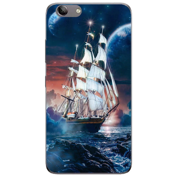 Husa Ship moon horizon Lenovo Vibe K5 Plus Guardo.shop