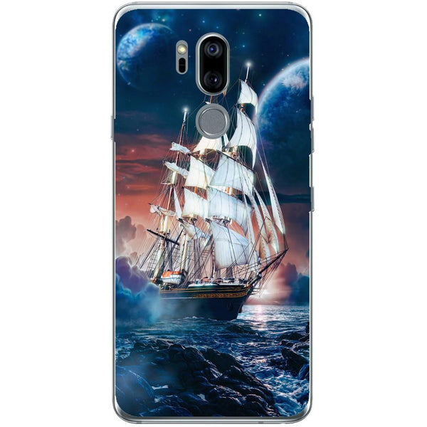 Husa Ship moon horizon LG G7 Guardo.shop