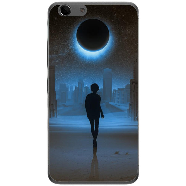 Husa Silhouette full moon mystical Lenovo Vibe K5 Guardo.shop