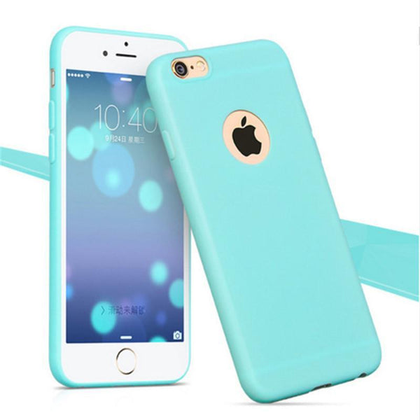HUSA SOFT TPU IPHONE 7 PLUS / 8 PLUS, BLUE