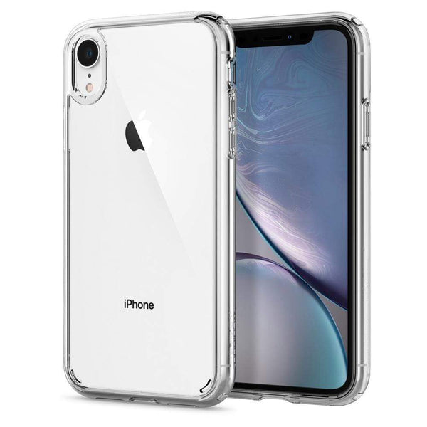 Husa Spigen Ultra Hybrid pentru iPhone XR transparent (064CS24873) Spigen