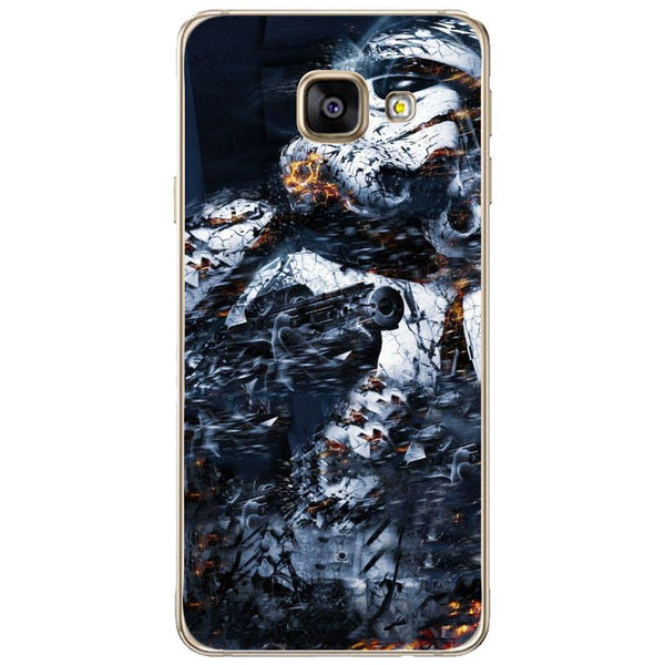 Husă Star Wars Fighter SAMSUNG Galaxy A3 2016 Guardo.shop