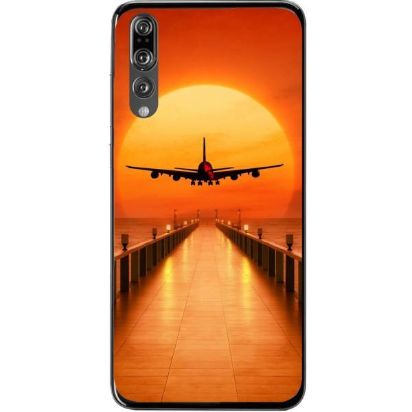 Husa Sunset Huawei P20 Pro Guardo.shop