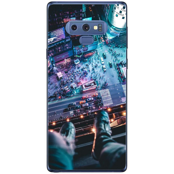 Husa Times square top view Samsung Galaxy Note 9 Guardo.shop