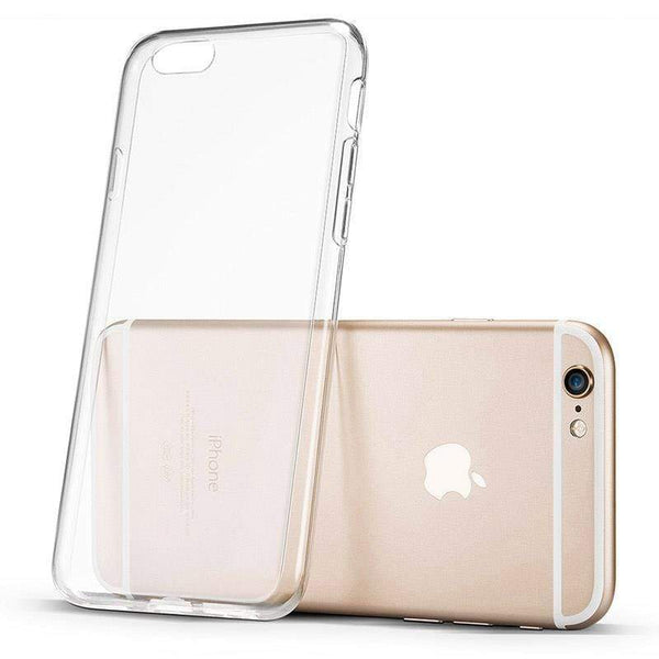 Husa Ultra Clear 0.5mm din TPU pentru Xiaomi Redmi 6A transparent Guardo.shop