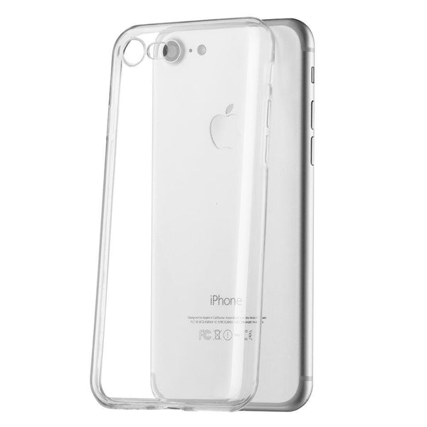 Husa Ultra Slim din TPU Flexibil 0.3mm pentru Xiaomi Redmi 5 Plus / Redmi Note 5 (single camera) transparent