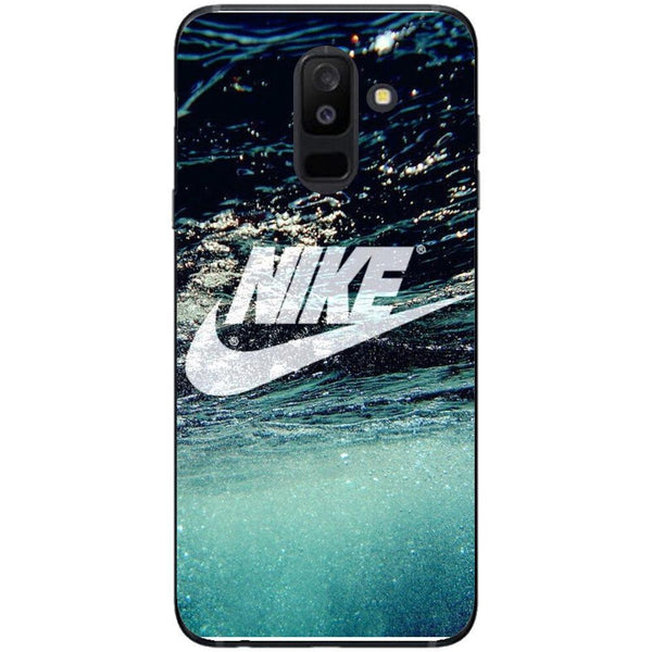 Husa Underwater nike Samsung Galaxy A6 PLUS 2018 Guardo.shop