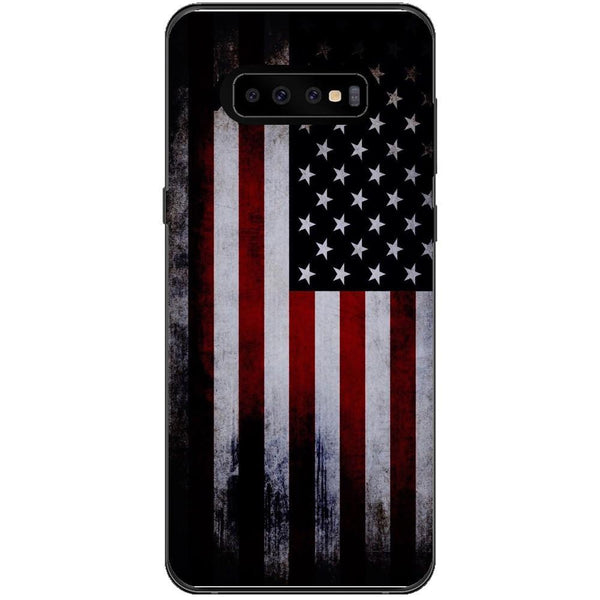 Husa USA Flag Samsung Galaxy S10 Plus Guardo.shop