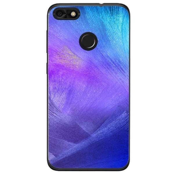 Husa Vivid Blue Huawei Y6 Pro 2017 Guardo.shop