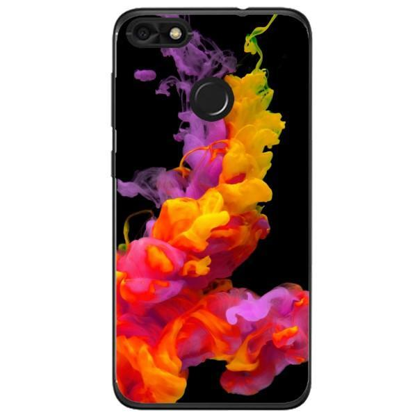 Husa Watercolor Clots Huawei Y6 Pro 2017 Guardo.shop