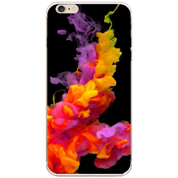 Husa Watercolor Clots Iphone 6 Plus Guardo.shop
