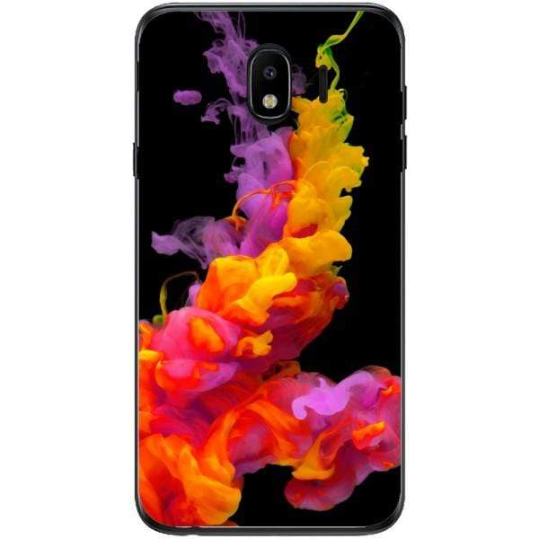 Husa Watercolor Clots Samsung Galaxy J4 2018 Guardo.shop