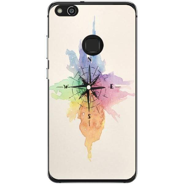 Husa Watercolor Compass Huawei P10 Lite Guardo.shop