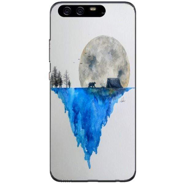 Husa Watercolor Earth Huawei P10 Plus Guardo.shop