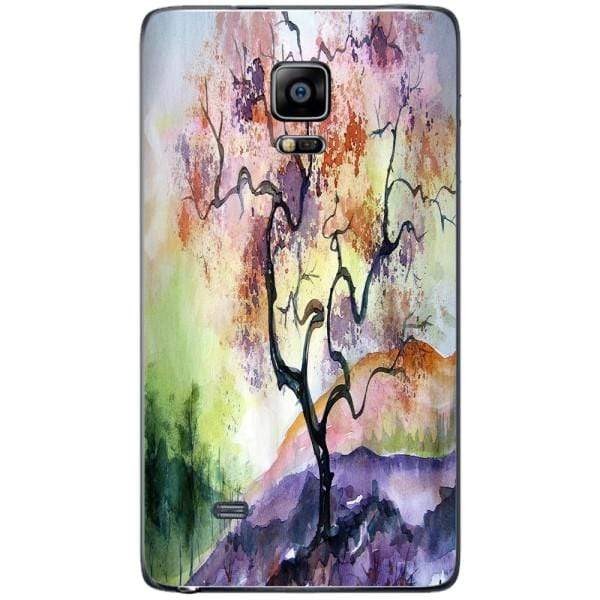 Husa Watercolor Tree Samsung Galaxy Note 4 EDGE Guardo.shop