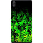 Husa Weed background Sony Xperia Z2 Guardo.shop