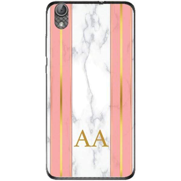 Husa Whine and Pink Marble AA Huawei Y6 II Guardo.shop