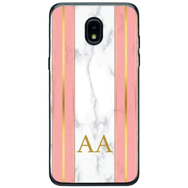 Husa Whine and Pink Marble AA Samsung Galaxy J3 2018 Guardo.shop