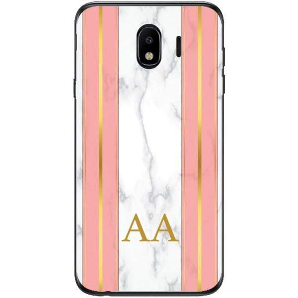 Husa Whine and Pink Marble AA Samsung Galaxy J4 2018 Guardo.shop