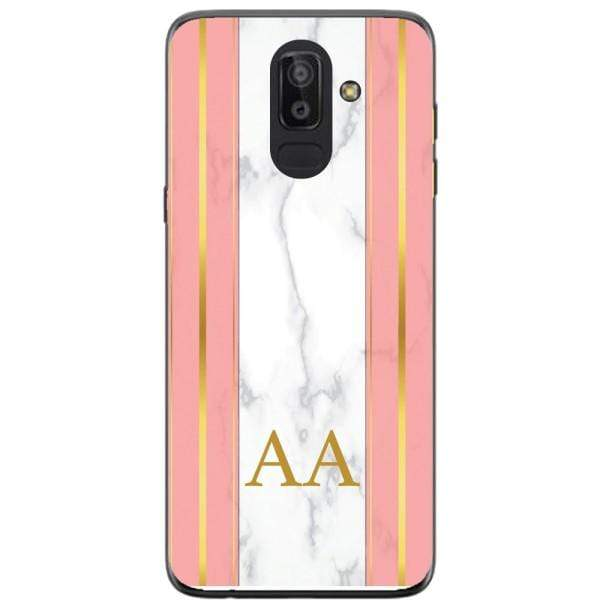 Husa Whine and Pink Marble AA Samsung Galaxy J8 2018 Guardo.shop