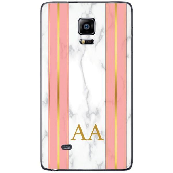 Husa Whine and Pink Marble AA Samsung Galaxy Note 4 EDGE Guardo.shop