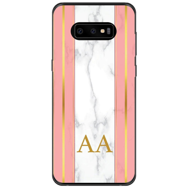 Husa Whine and Pink Marble AA Samsung Galaxy S10 Guardo.shop