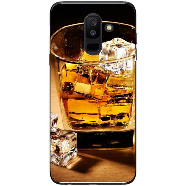 Husa Whisky Glass Samsung Galaxy A6 PLUS 2018 Guardo.shop