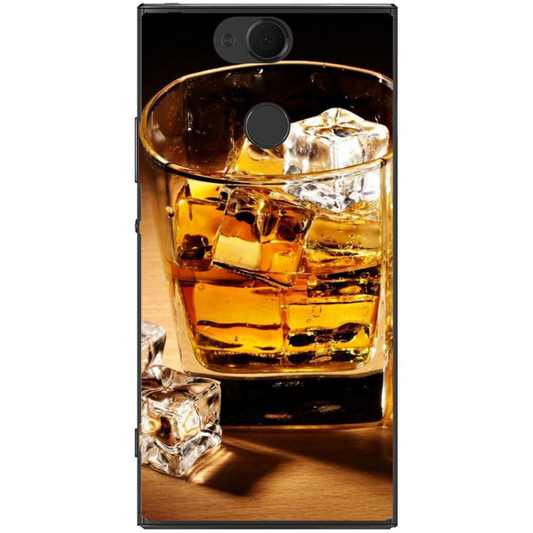 Husa Whisky Glass Sony Xperia XA2 Guardo.shop