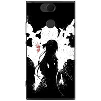 Husa White Kirito Asuna and Yui dark anime Sony Xperia XA2 Guardo.shop