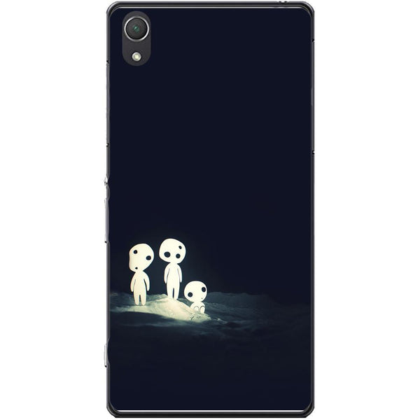 Husa White Komada Princess Mononoke Sony Xperia Z2 Guardo.shop