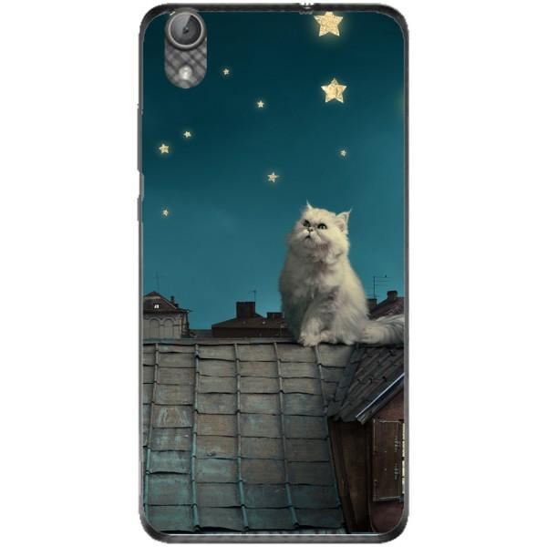 Husa White Persian Cat Huawei Y6 II Guardo.shop