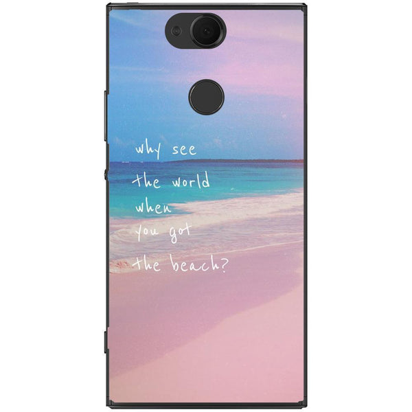 Husa why see te world Sony Xperia XA2 Guardo.shop