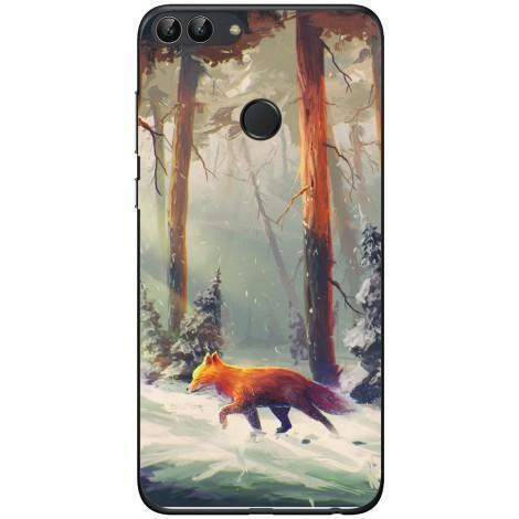Husa Winter fox Huawei P smart Guardo.shop