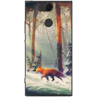 Husa Winter Fox Sony Xperia XA2 Guardo.shop