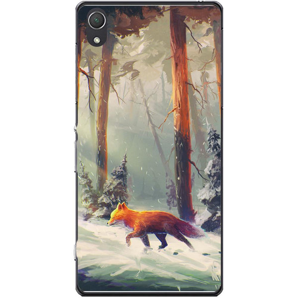 Husa Winter Fox Sony Xperia Z2 Guardo.shop