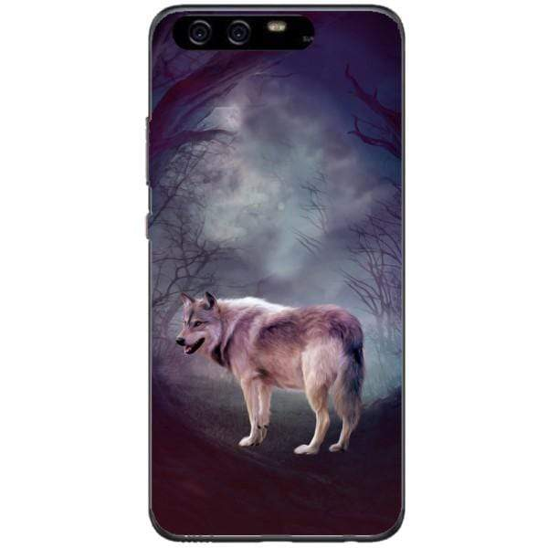 Husa Wolf art forest Huawei P10 Plus Guardo.shop