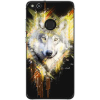 Husa Wolf muzzle art Huawei P10 Lite Guardo.shop