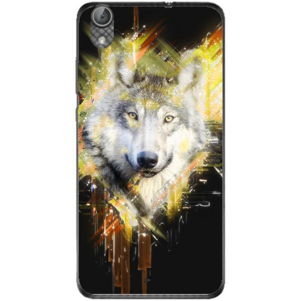 Husa Wolf muzzle art Huawei Y6 II Guardo.shop